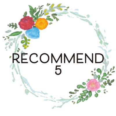RECOMMEND 5