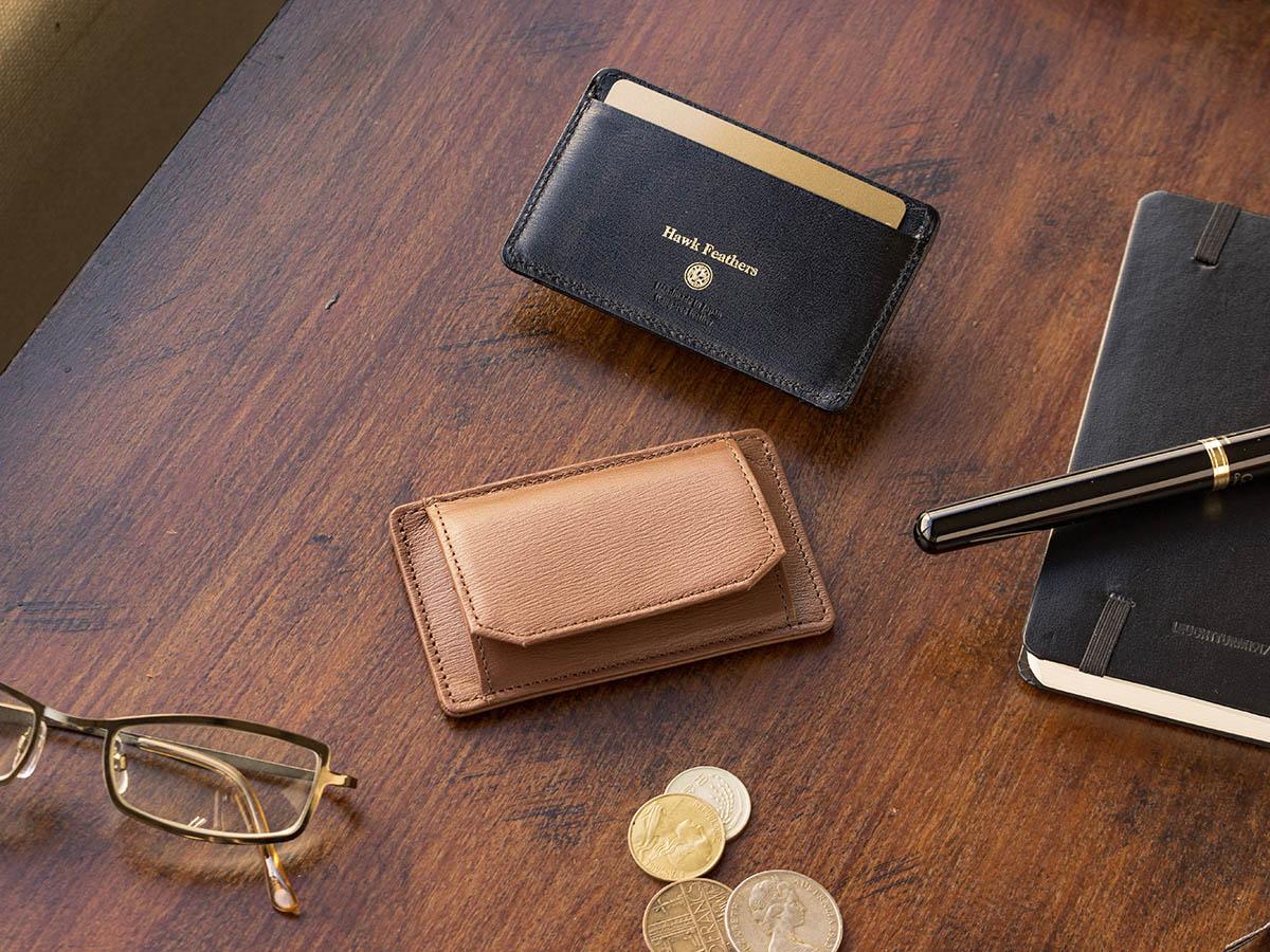 MI0045 カンガルー ボックス小銭入れ付きパスケース