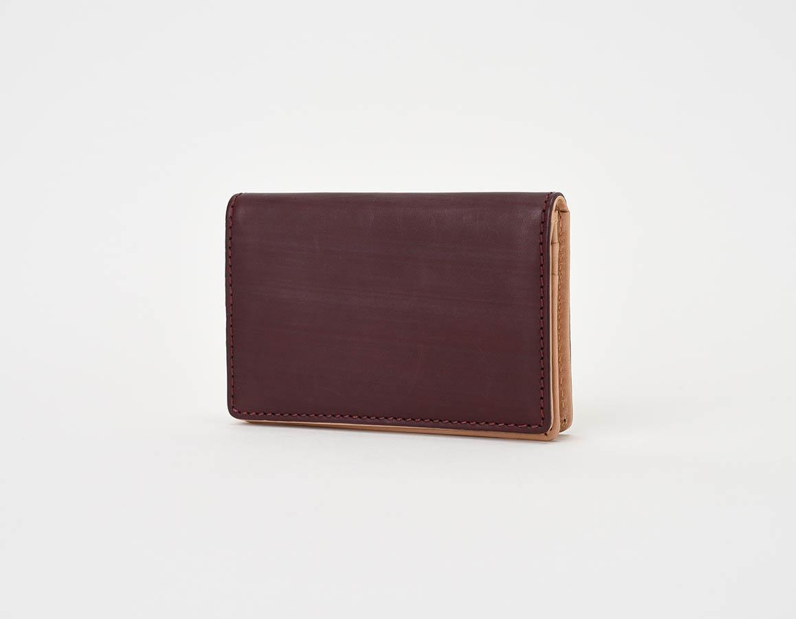 マイルドキップ 外L型ファスナー二つ折り革財布