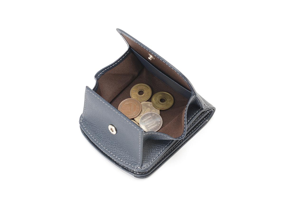 エンボス ヒップポケット外ボックス小銭二つ折り財布_main_detail_image