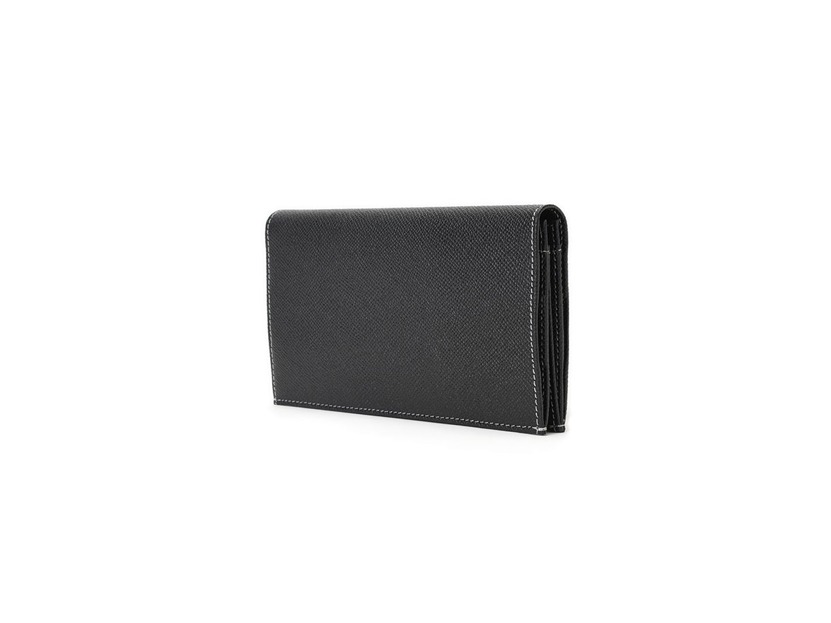 エンボス カード収納長財布_01