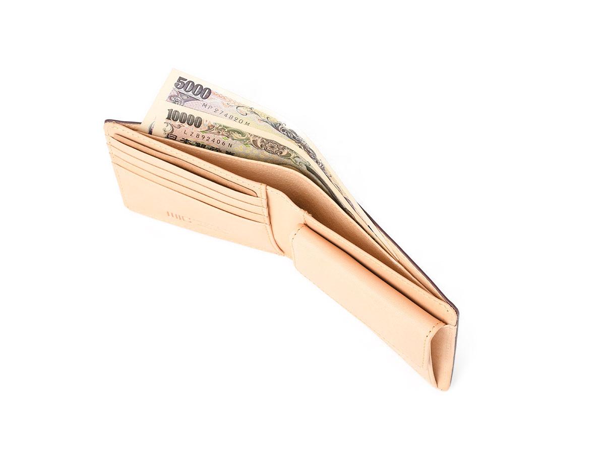 ブライドルレザー 二つ折り財布(小銭入れ付き)_detail_image_05
