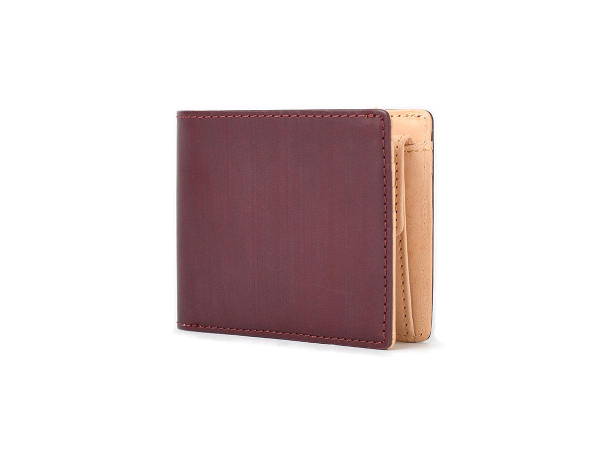 ブライドルレザー 二つ折り財布(小銭入れ付き)_01