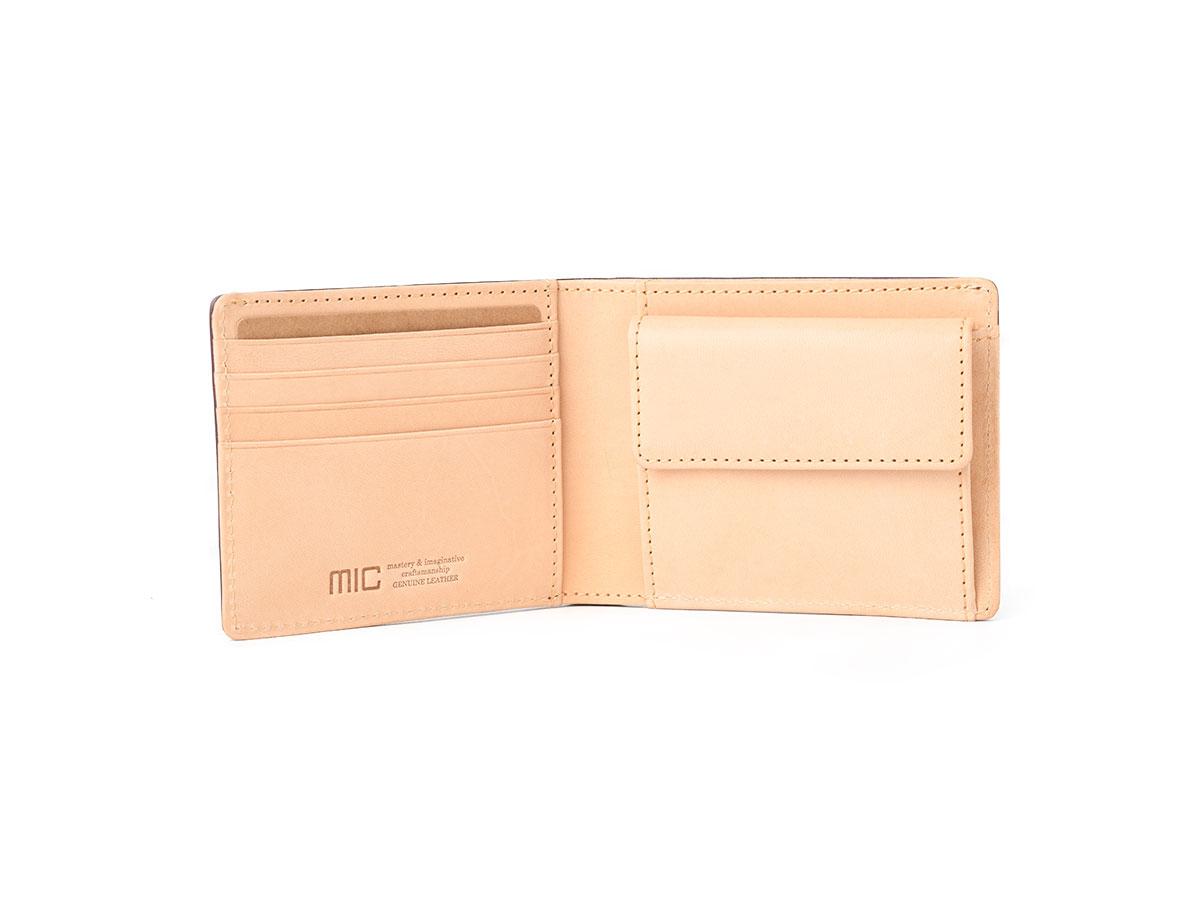 ブライドルレザー 二つ折り財布(小銭入れ付き)_02