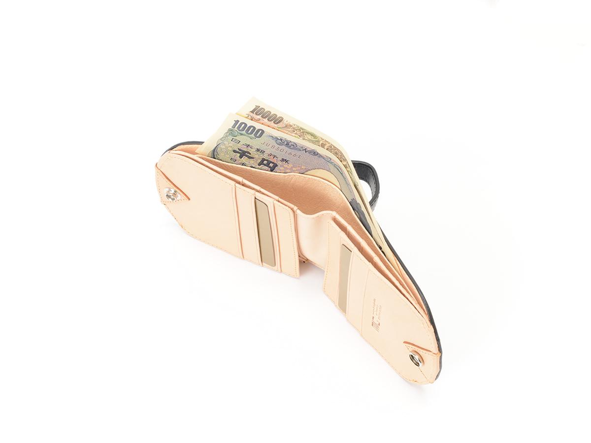ブライドルレザー ヒップポケット革財布(小銭入れ無し)_detail_image_03