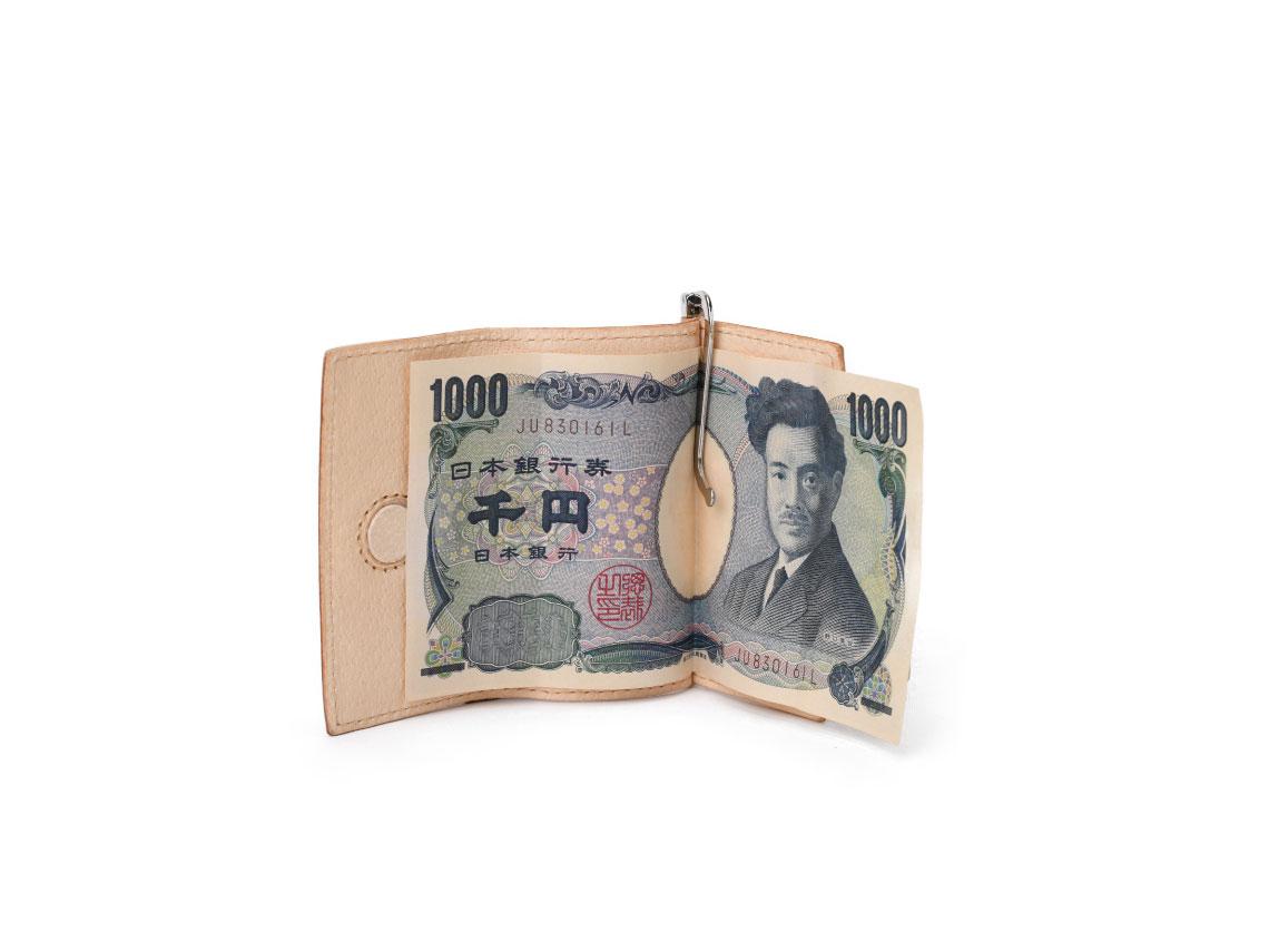 グレージングヌメ マグホック式札バサミ_02