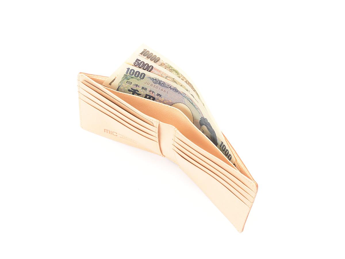 グレージングヌメ 二つ折り財布(小銭入れ無し)_detail_image_04