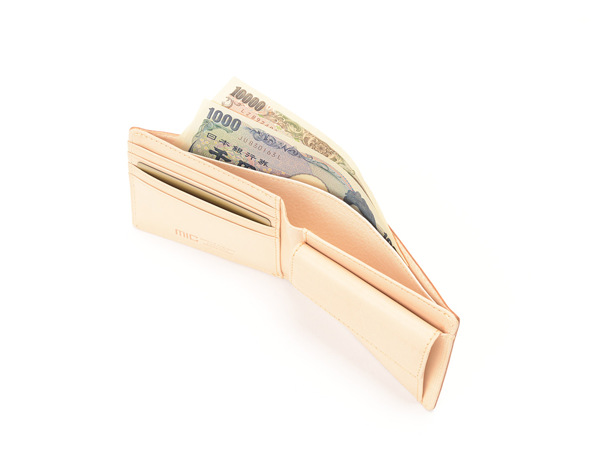 グレージングヌメ 二つ折り財布(小銭入れ付き)_detail_image_05