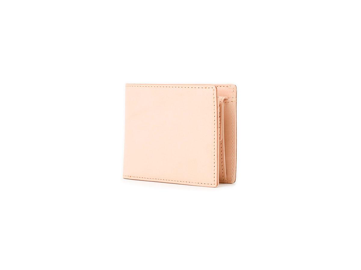 グレージングヌメ 二つ折り財布(小銭入れ付き)_01