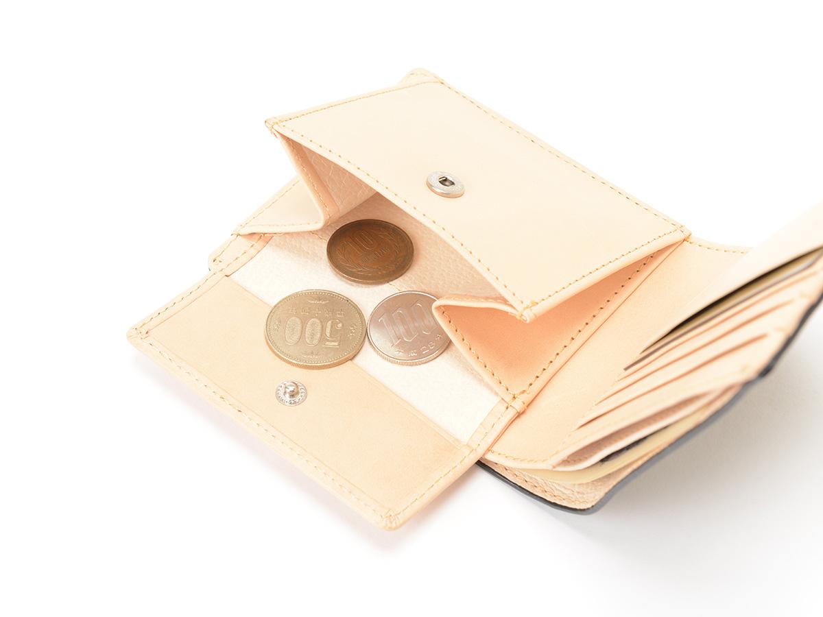 バグッダ 二つ折り革財布(小銭入れ付き)_detail_image_03