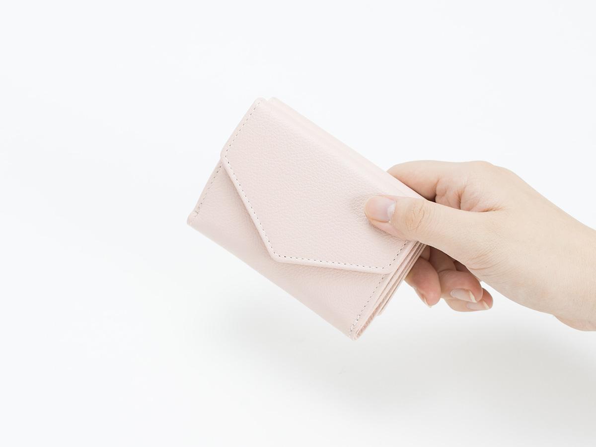 パーム 三つ折りミニ財布_02