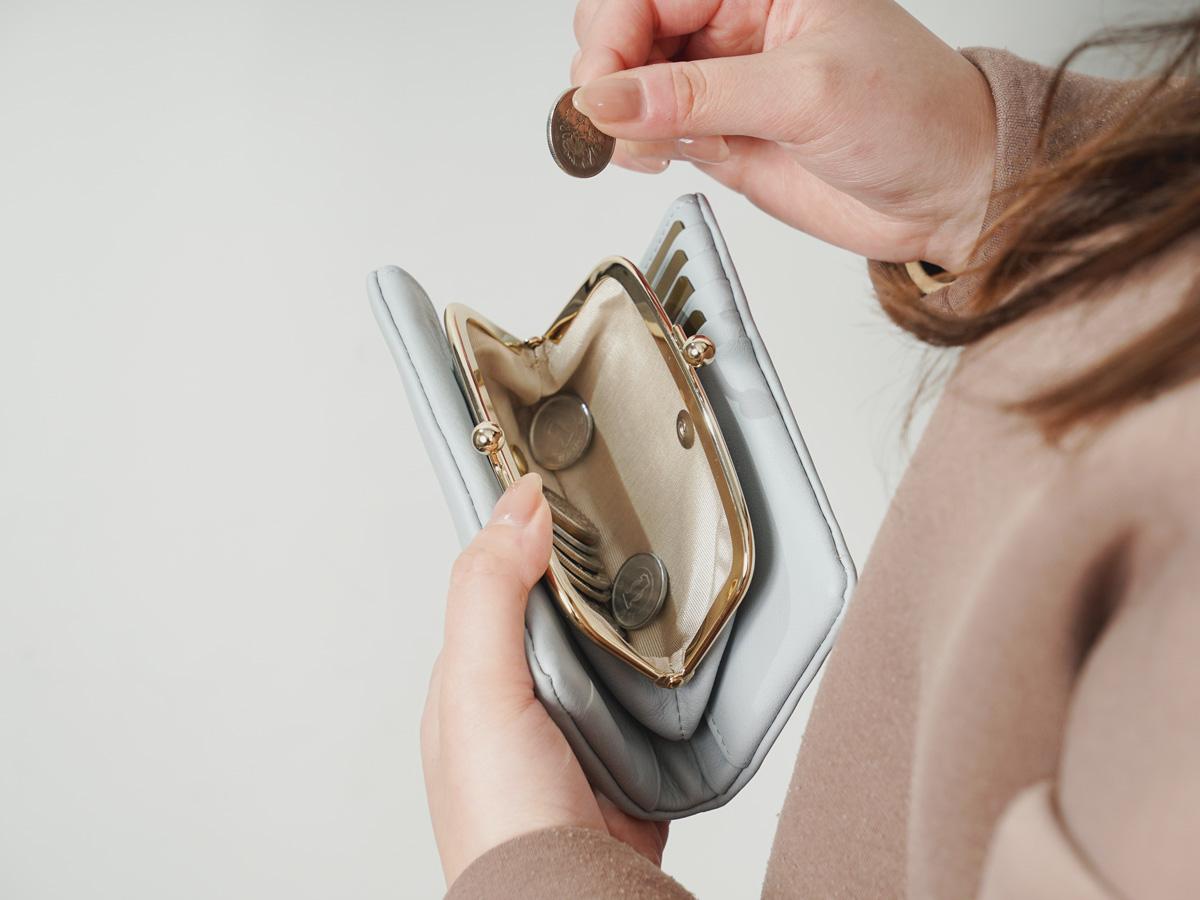 フェルモ がま口二つ折り財布_03