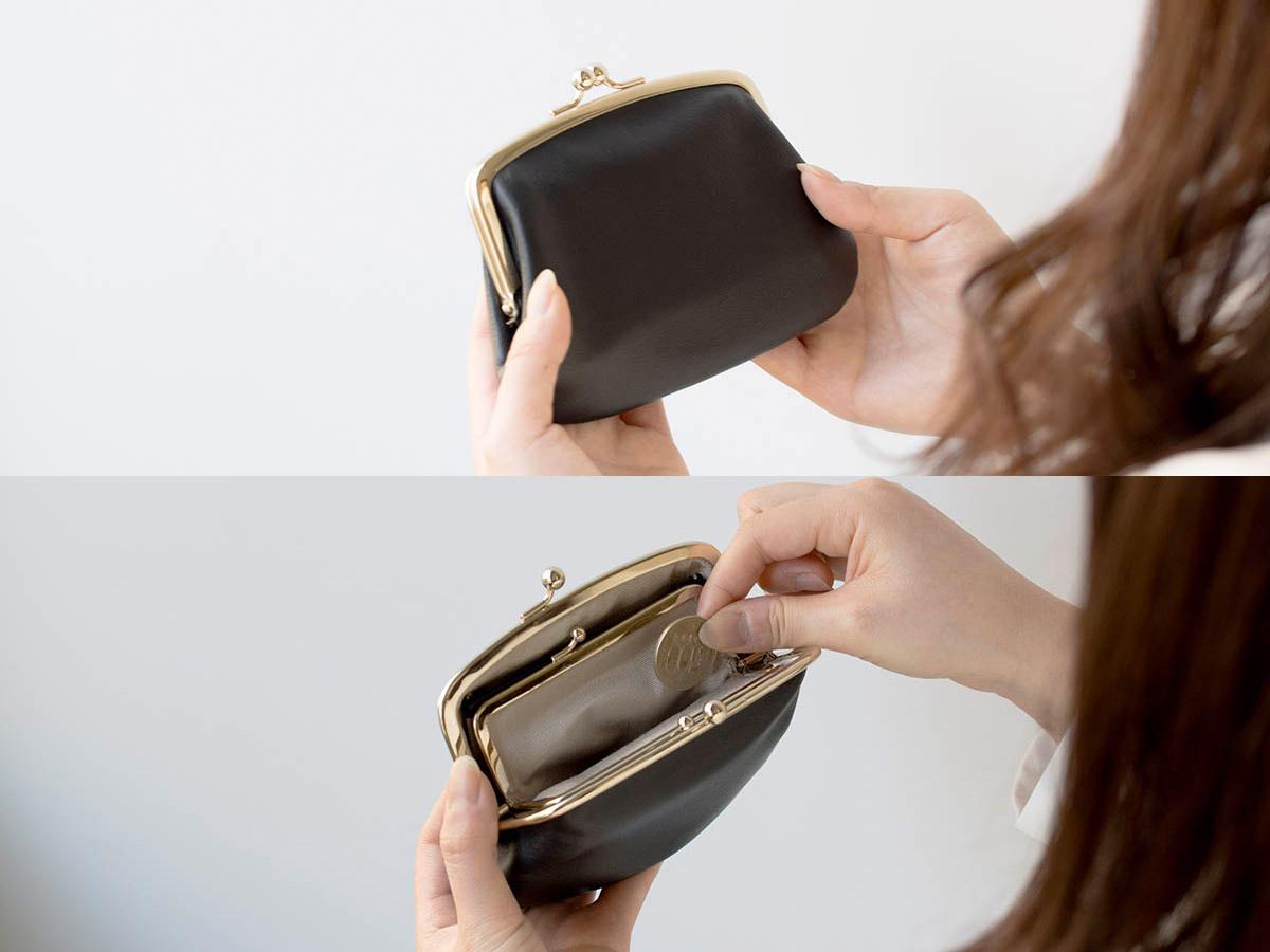 フェルモ 親子がま口財布_02