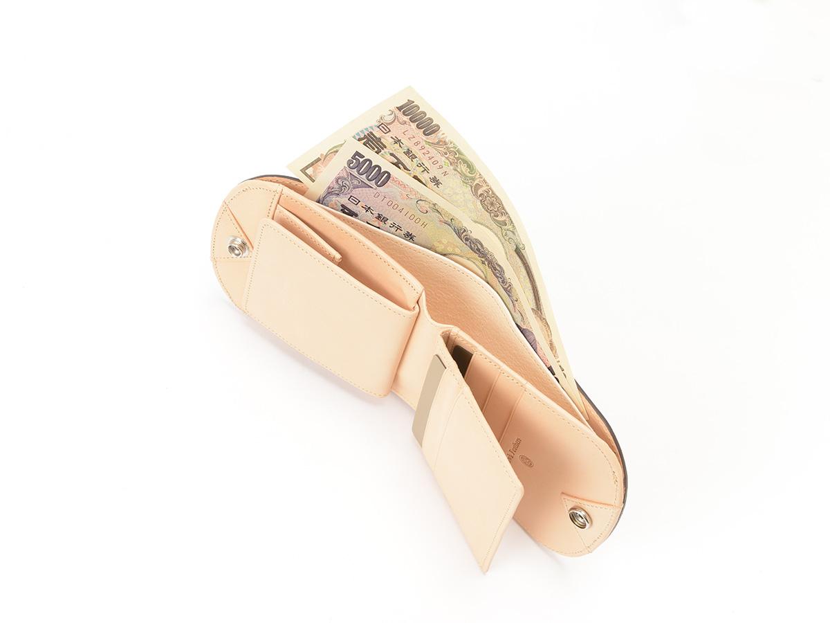 コードバン ヒップポケット革財布(小銭入れ付き)_02