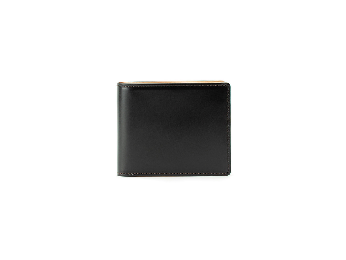 コードバン 二つ折り財布(小銭入れ無し)_COLOR_image