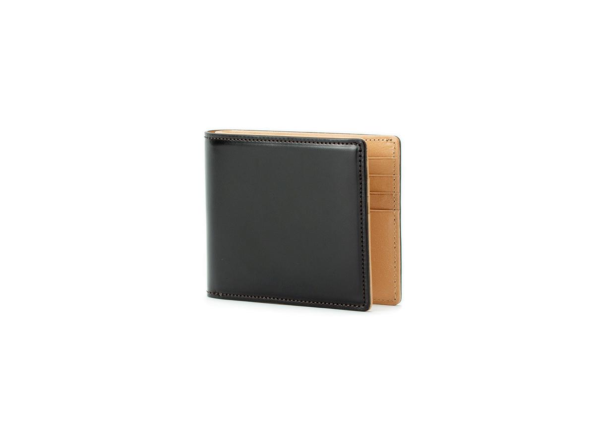 コードバン 二つ折り財布(小銭入れ無し)_01