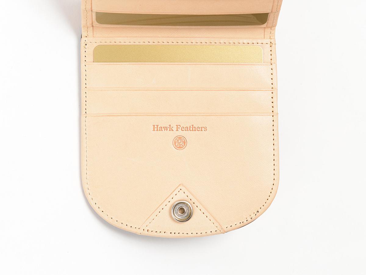 黒桟 漆 ヒップポケット革財布(小銭入れ付き)_detail_image_05