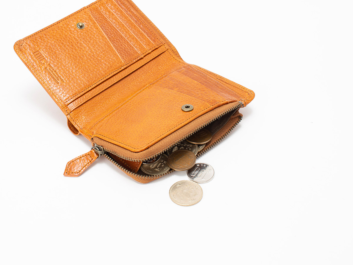 ポーラ L字ファスナー二つ折り財布_detail_image_02