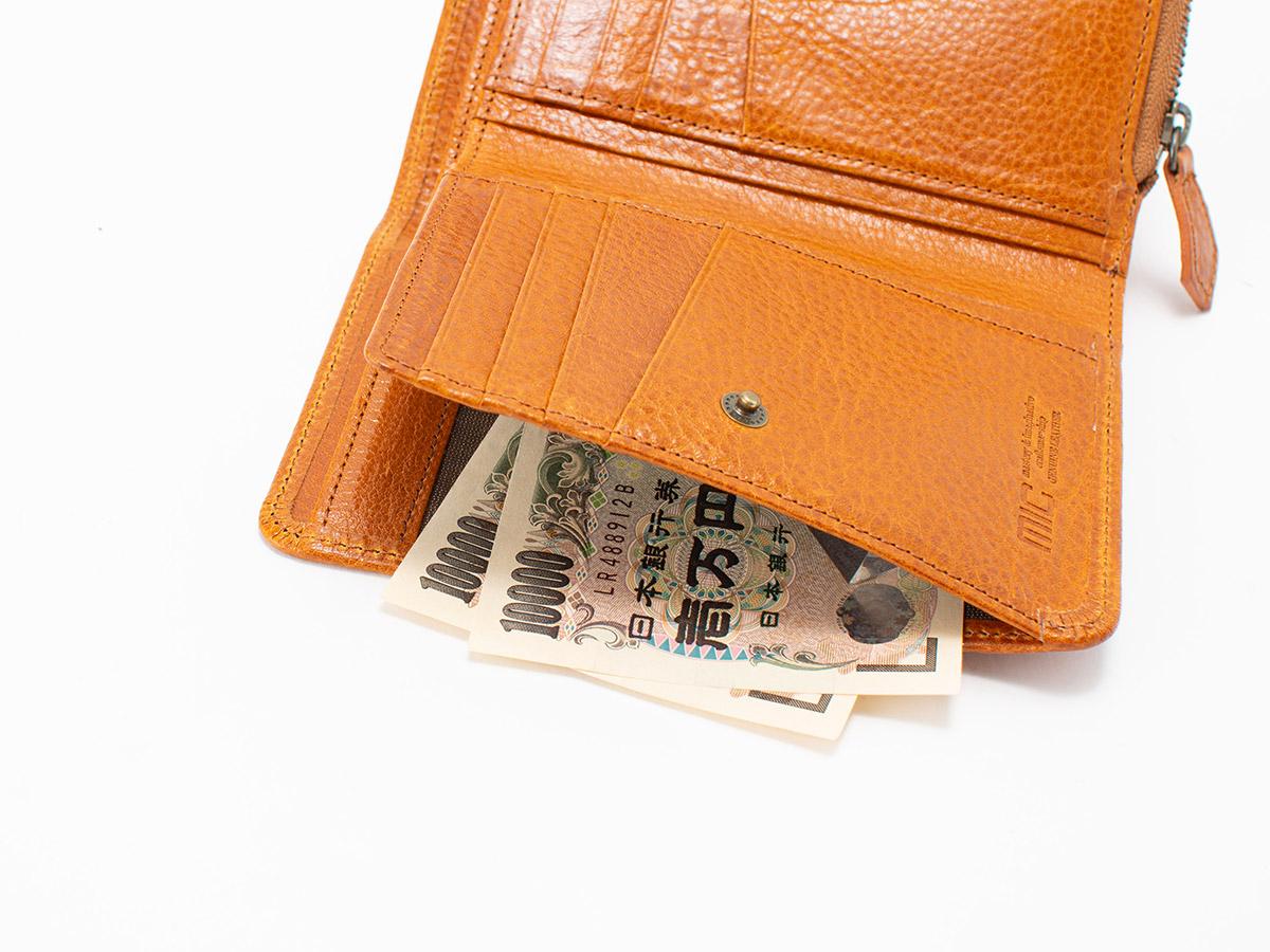 ポーラ L字ファスナー二つ折り財布_detail_image_04