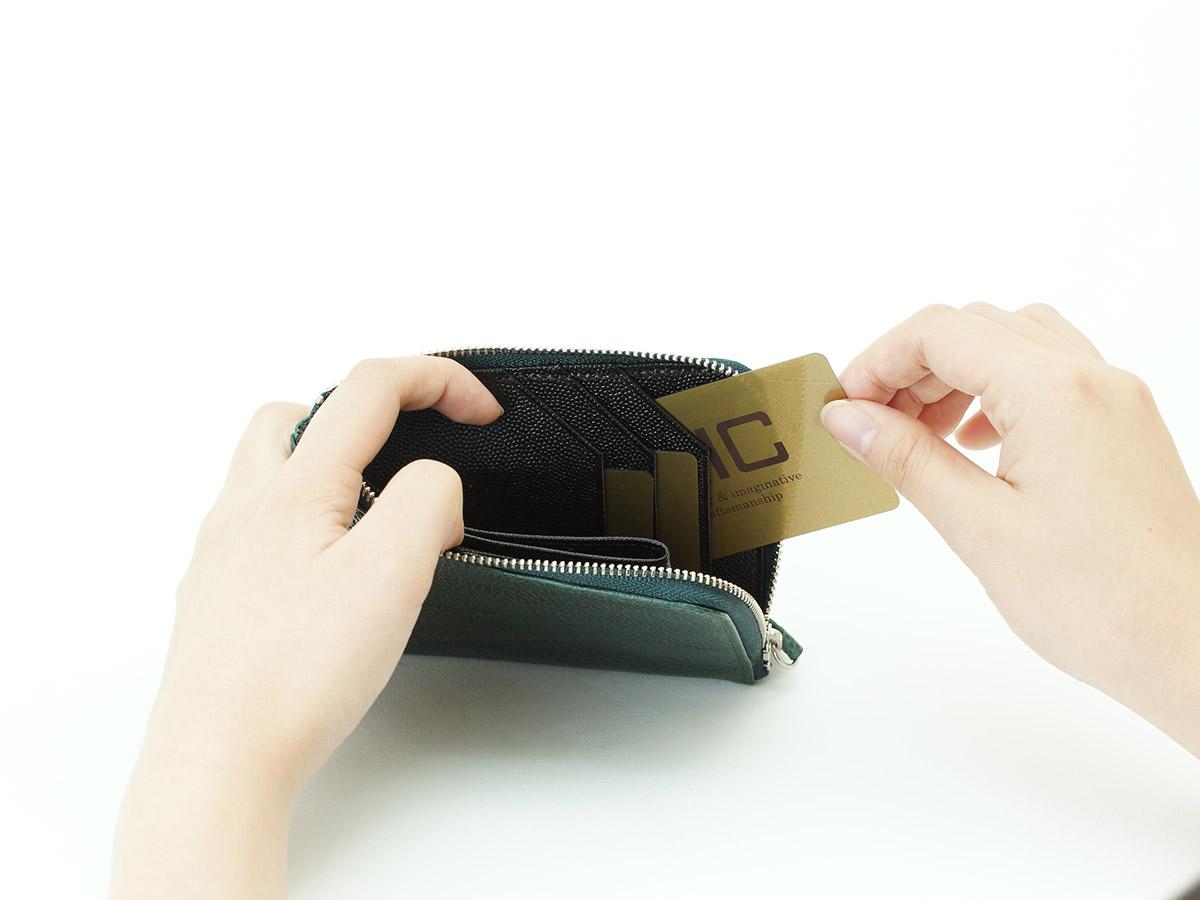 ボルゲリ L型ファスナー財布_02