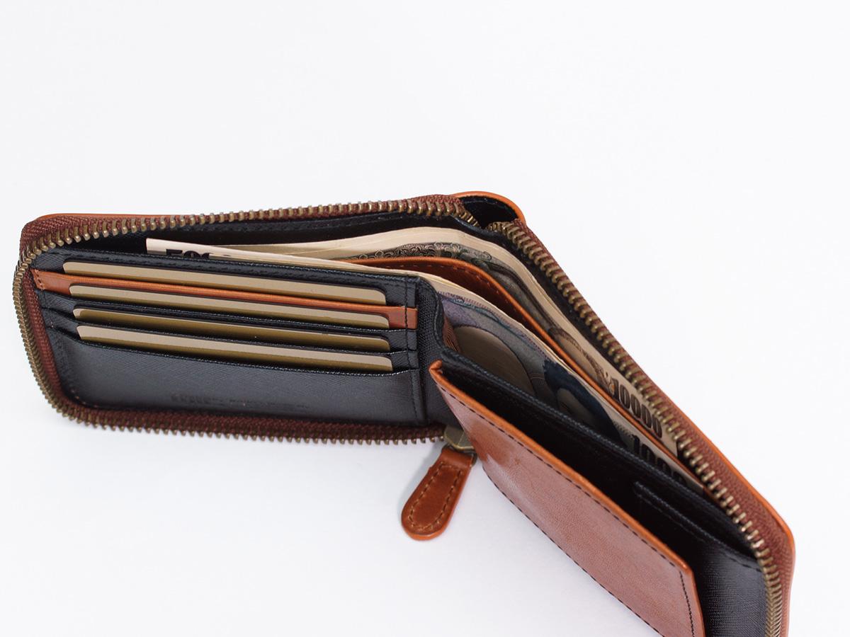 レクタ ラウンドファスナー二つ折り財布_detail_image_04