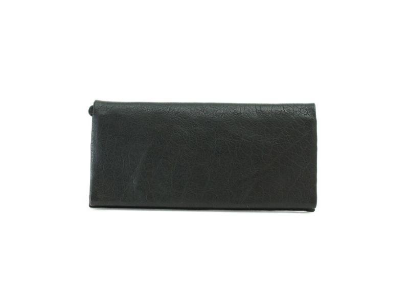 ブッテーロ 長財布(小銭入れ付き) ブラック